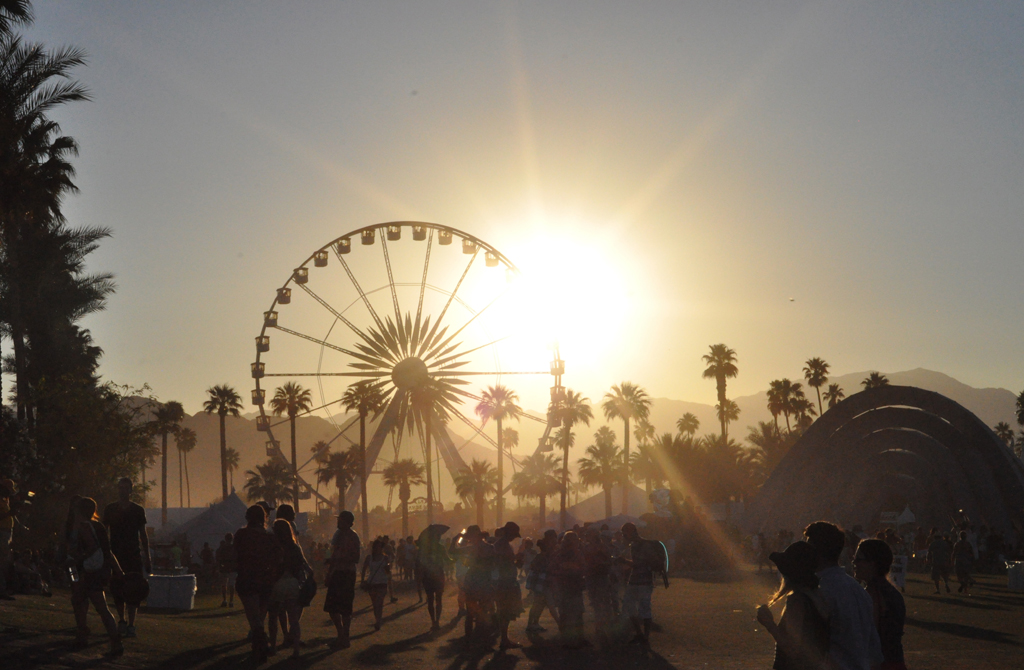 Coachella 2015 Set Times