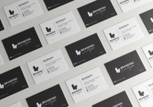 Business Card Design Services - Branding Los Angeles