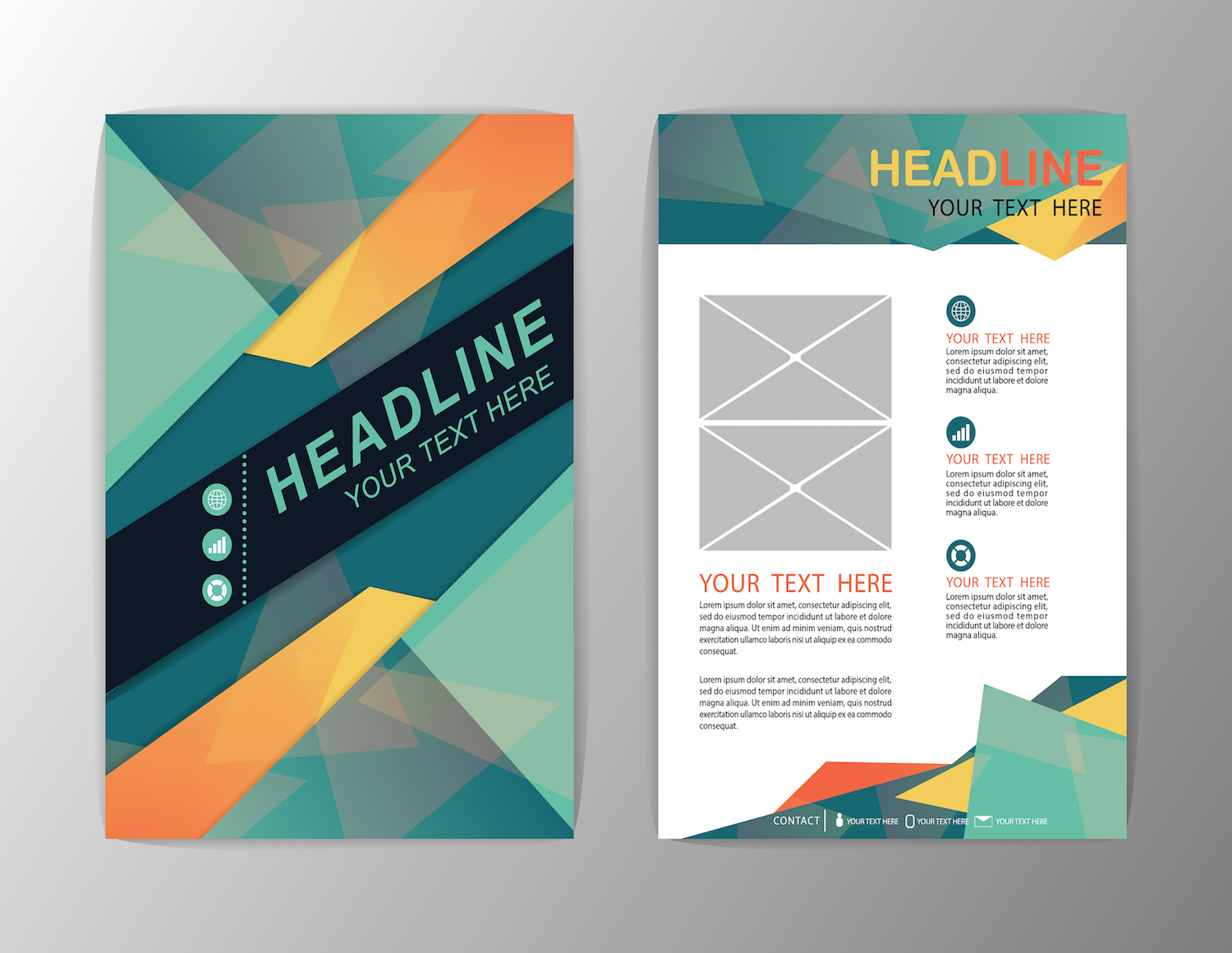 Business Card Design Ideas Template