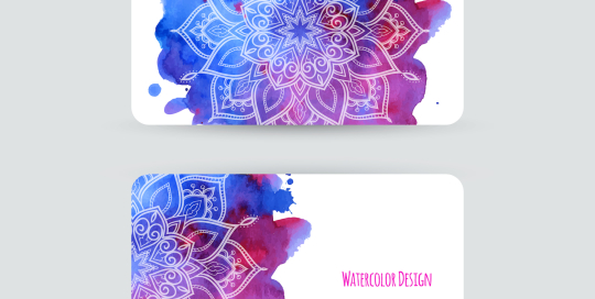 Fashion Business Card Design