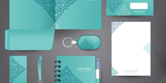 Fashion Stationery Design