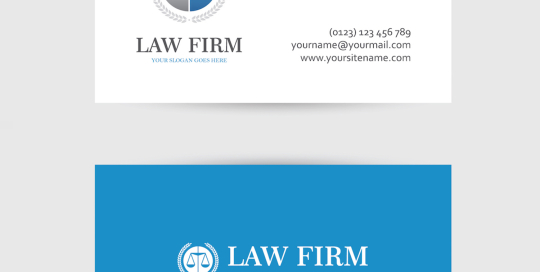 Business card design archives brandinglosangeles law firm business card design reheart Gallery