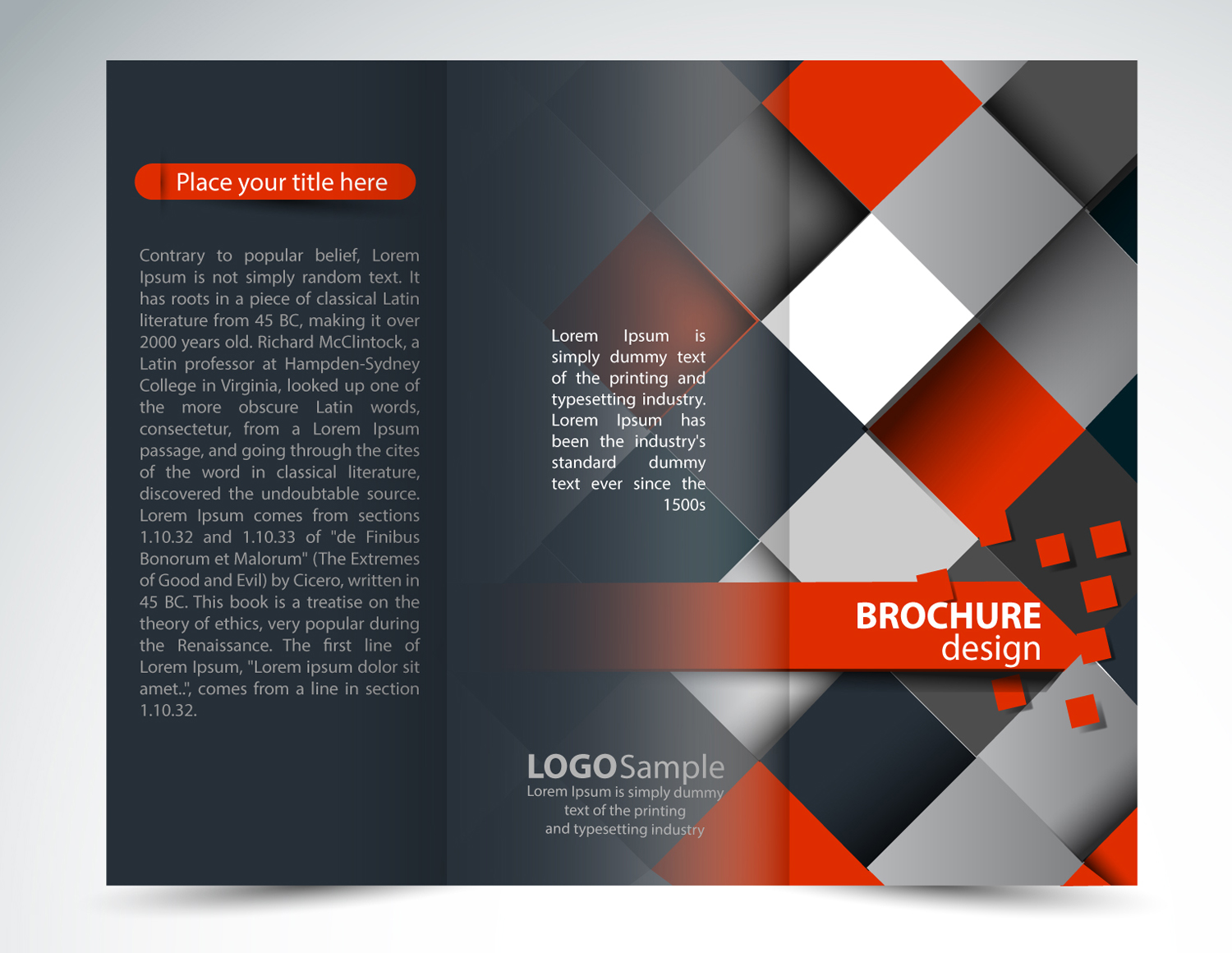 Fashion brochure design for Brochure design quotation