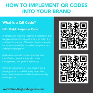 Branding Los Angeles - QR Code Power Tip