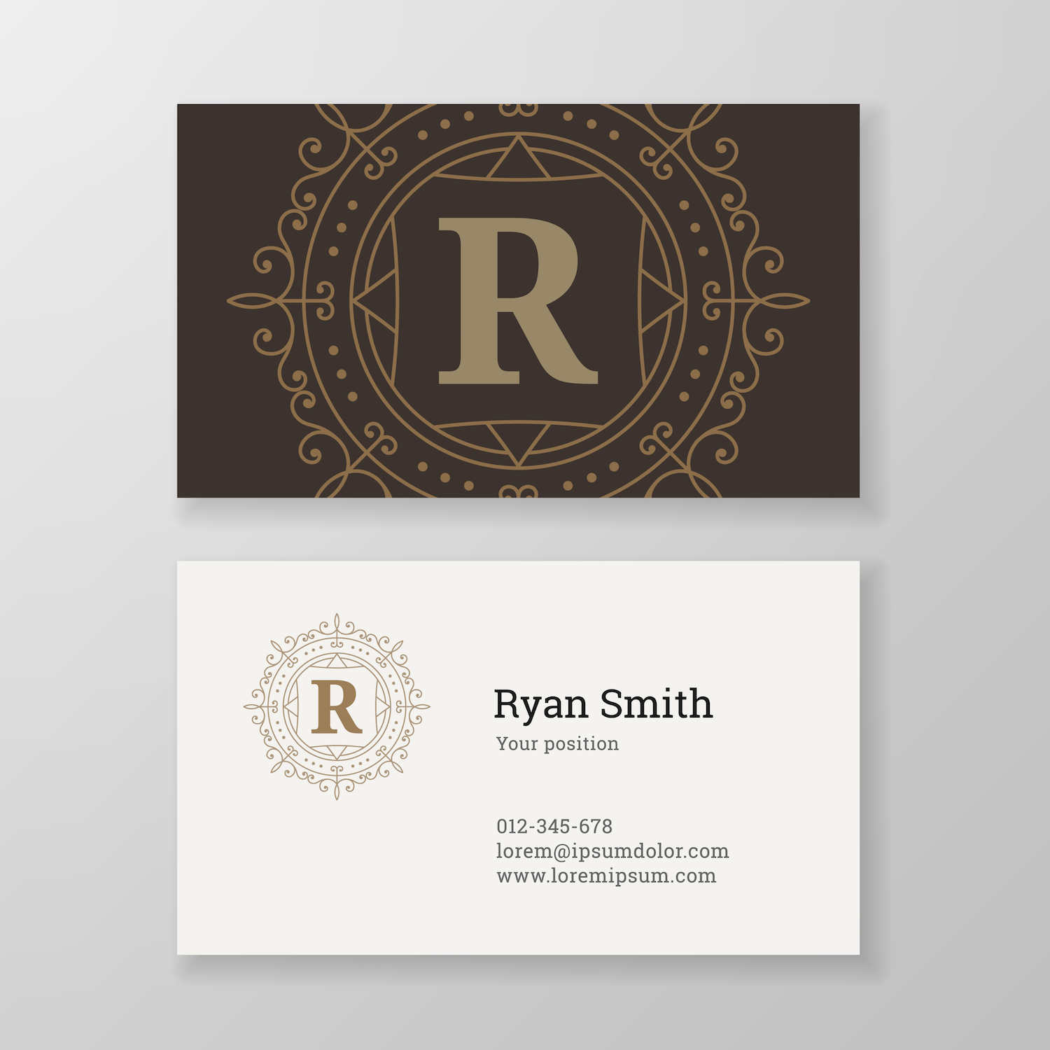 Business Cards In La Images Card Design And Card Template