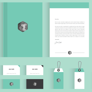 Restaurant Stationery Design