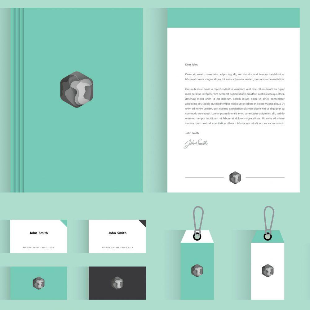 Restaurant Stationery Design & Branding