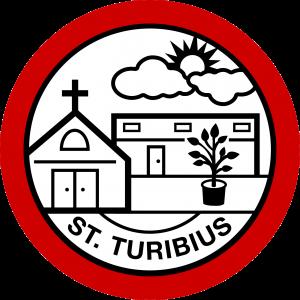 St Turibius Logo