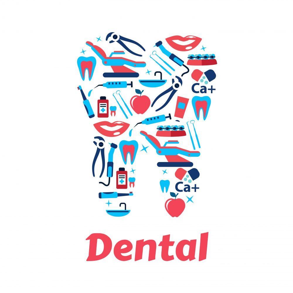 dental graphic design