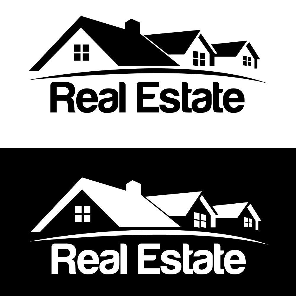 los angeles Real Estate logo design