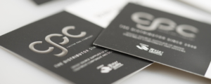 water company business cards