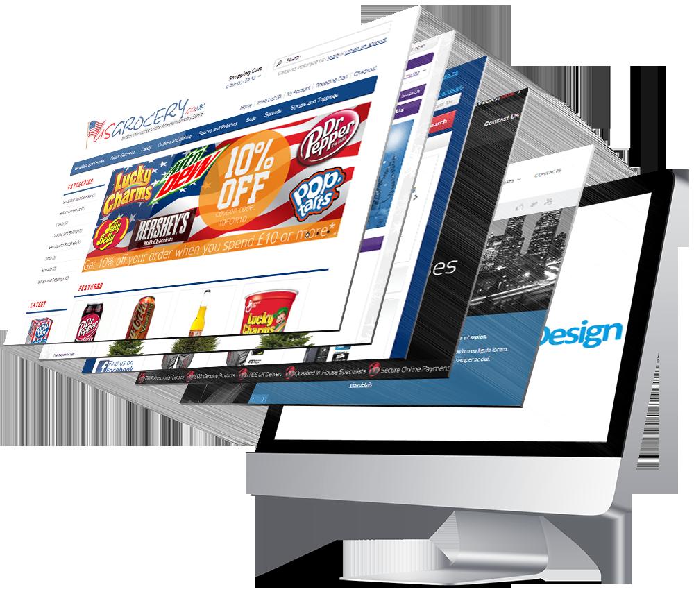 Los Angeles web design